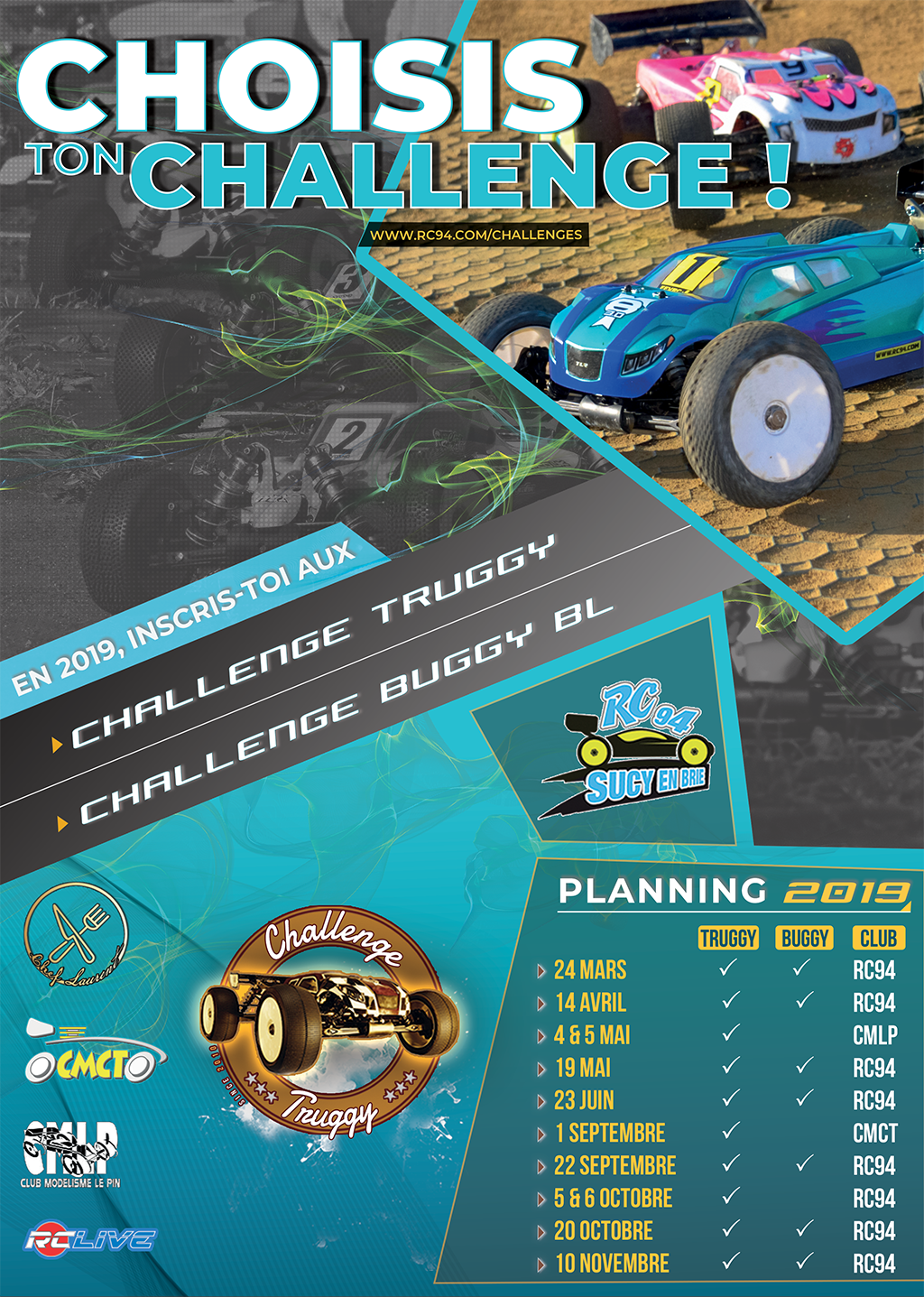 [19/05/19] : Challenges TRUGGY et BUGGY BL #4 Flyer_CT_2019
