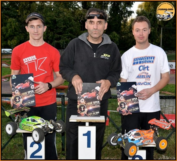 Podium brushless
