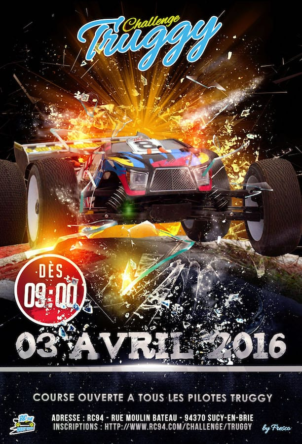 Flyer Challenge Truggy Avril 2016